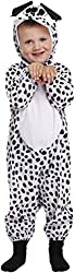 Toddler Dog Dalmation Fancy Dress Party World Book Day Week Kids Costume 2-4 Yrs