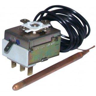 Termostato acqua limitatore a bulbo e capillare - Tipo TR2 connessionecapillare 1,5