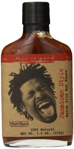 Pain Is Good Batch # 114 Jamaican Hot Sauce