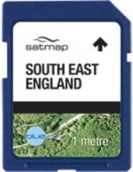 Satmap MapKarte: England Sdosten (Aerial 1m)