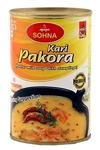Sohna Ready To Eat -Kari Pakora (850 Gram) Pack Of 1- Sbtm