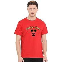 Fully Filmy Thara Local (Maari) Round Neck Cotton Unisex T-Shirt