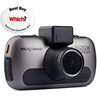 Nextbase 612GW 4k Ultra HD Resolution In Car Dash Cam Camera DVR Digital Driving Video Recorder with Built-In Wi-Fi