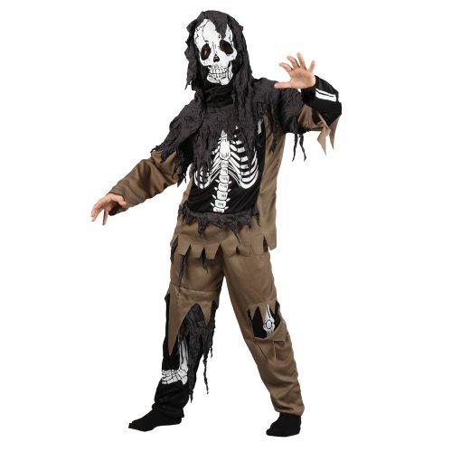 Jungen Tag der Toten Senor Horror Halloween Kostüm Kostüm - Xlarge - 11/13 (Halloween Kostüme Toten Tag Der)