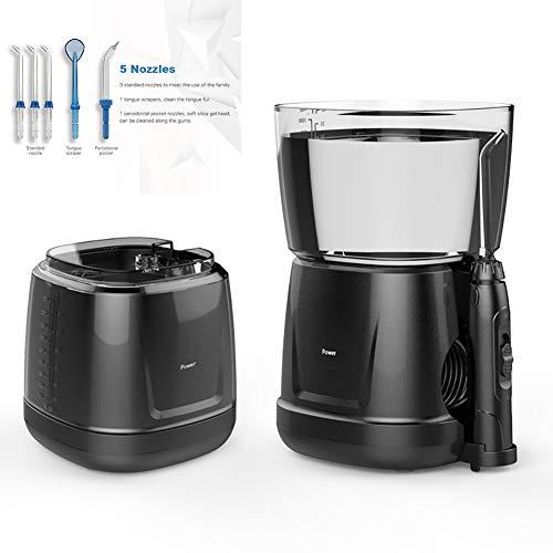 Unbekannt Tragbarer One-Touch-Touch-Wassertank mit 1000 ml Inhalt Geeignet für die Reinigung von Familienreisen,A -