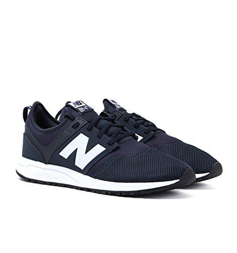 New Balance Buty 247 Classic Zehenkappen,Blau (Blue) 43 - New Classic Männer Balance Schuhe