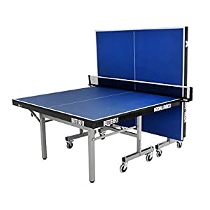 Butterfly National League 22 Rollaway School/club Ping Pong Table Tennis Table Review 2018