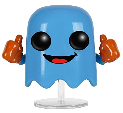 Funko 022019 Pop Games: Pac-Man Inky 84 Vinyl Figure