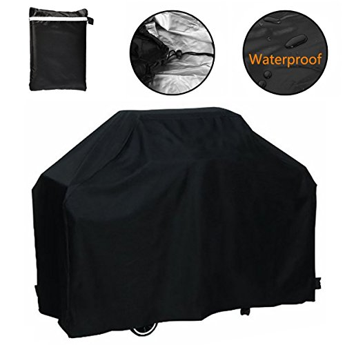 Grill Cover Heavy Duty Waterproof BBQ Grill Cover for Weather Resistant Weber Genesis & Spirit Series Outdoor Barbeque Grill Covers BBQ Grillabdeckung, Grill-Abdeckhaube Schutzhuelle Haube Wetterschutzabdeckung BBQ Cover für Grill Smoke Barbecue Gasgrill BBQ Cover Gasgrill Abdeckhaube Barbecue wasserdichte Abdecku (190x71x117cm) (Outdoor-grill-hauben)