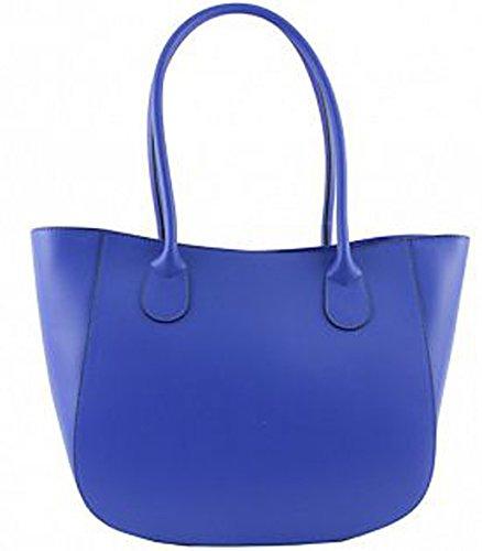 G&G PELLETTERIA , Sac pour femme à porter à l'épaule Bleuet