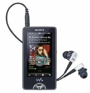 Sony NWZX1060B X Series 32GBMP4 Walkman with WiFi - Black