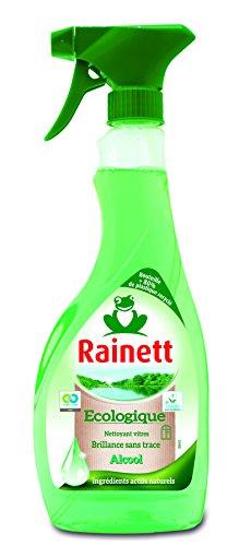 Rainett Espray para limpiar vidrio