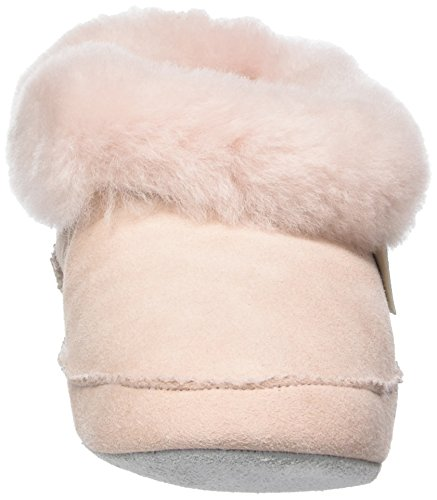 Shepherd Emmy, Chaussons Femme, Noisette Pink (Pink 98)