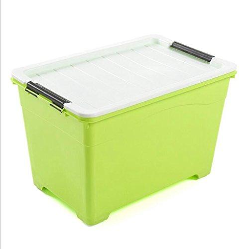 Sucastle,Wirklich nützliche Aufbewahrungsboxen sind leicht und robust und stapelbar,Plastik,60*39*38cm