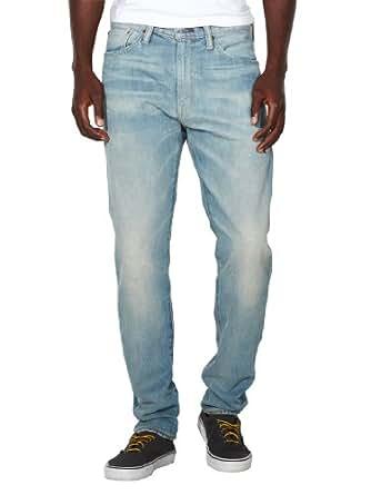 Levis - Bleu 508 Regular Taper Fit Jeans - Homme - Taille: W30-L30