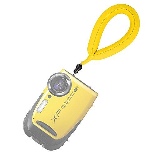Foto Tech Waterproof Camera Float Strap for Underwater Camera Waterproof Case-Floating Wristband Hand Grip Lanyard Works with GoPro Nikon Canon Sony Pentax Camcorders Panasonic Fujifilm Keys