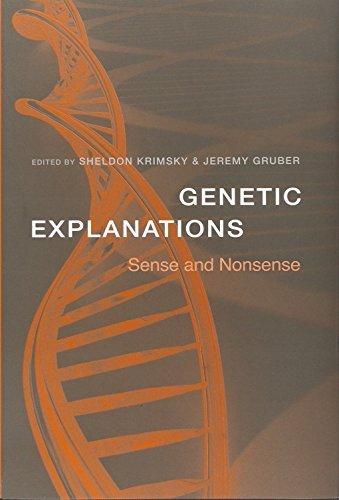 Genetic Explanations by Sheldon Krimsky (2013-02-08)