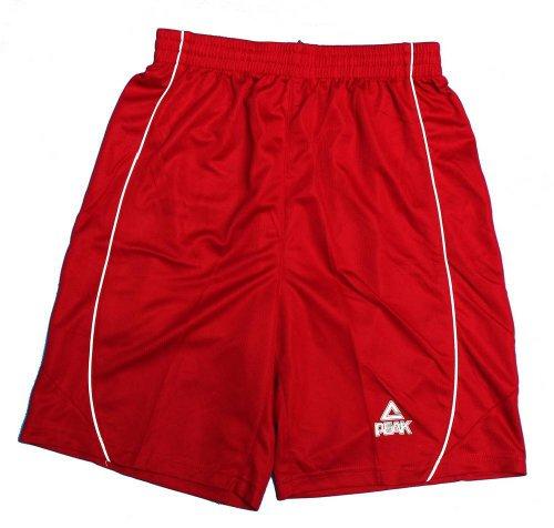 Peak Sport Europe Herren Shorts, rot, XL, F771103 Preisvergleich