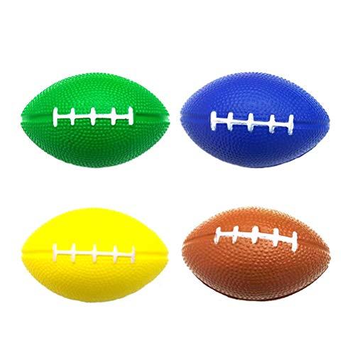 LIOOBO Juego de 4 balones Deportivos