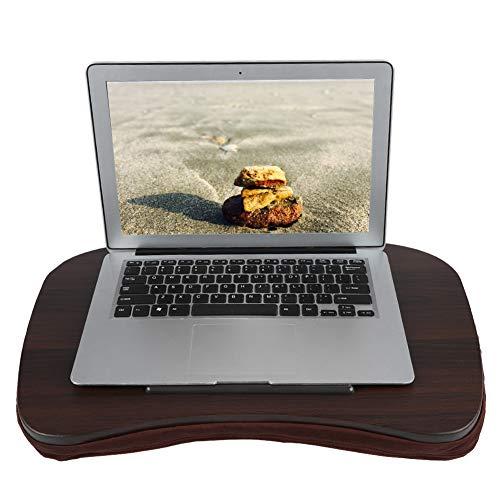 EBTOOLS Tragbare 2 in 1 Knie-Tablett-Laptop-Kissen-Knieschoner für 16 Zoll Laptop, Anzug für Zuhause, Büro und Outdoor-Aktivitäten, 47 * 34 * 10 cm