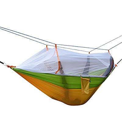 Portable Outdoor Hinterhof Camping Indoor Hängematte. von XERTXS auf Gartenmöbel von Du und Dein Garten