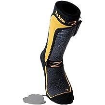 Blazewear Calcetines Calentables con baterías 3,7V Li-Po recargables con tres niveles de