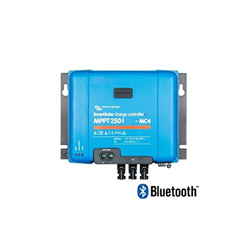 With Bluetooth Beautiful In Colour 50 Solar Charge Controller Victron Smartsolar Mppt 100