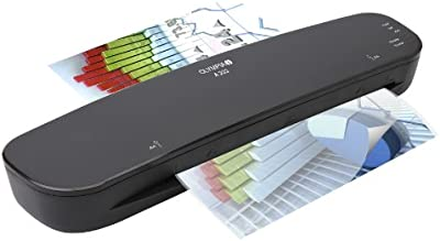 Olympia Laminiergerät A 233 DIN A4, DIN A5, DIN A6, DIN A7, DIN A8, tarjetas de presentación