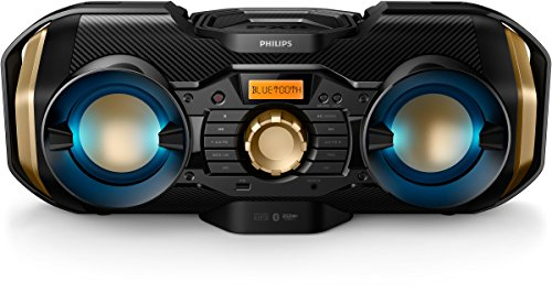 Philips PX840T Soundsystem (Bluetooth, USB, CD und UKW/MW-Radio)