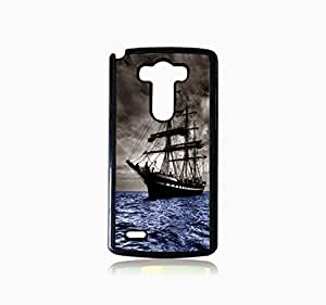KrazyCases Ship With Blue Water Back Shell Cover For LG G3