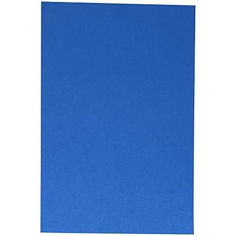 Abaco 328 - Pack de 10 laminas gomas Eva, 28 mm de grosor, 20x30 mm, color azul