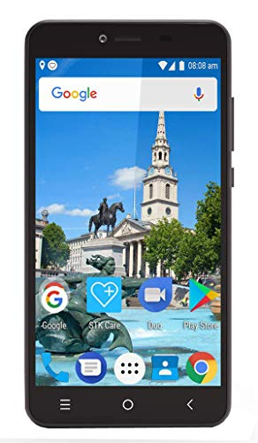 XIfo STK Model ACE Plus Volte with 2 GB RAM Model with 5.5-inch (Reliance Jio 4G Sim Support) 16 GB Internal Memory in Black Colour