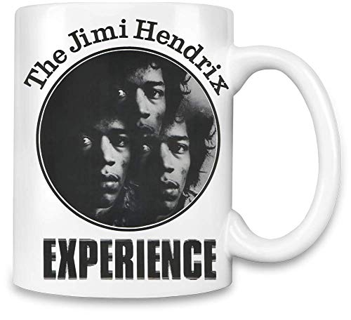 Jimi Hendrix Erfahrung - The Experience Unique Coffee Mug | 11Oz Ceramic Cup| The Best Way to Surprise Everyone On Your Special Day| Custom Mugs by -