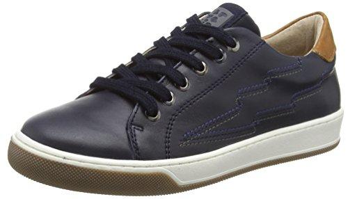 Garvalin - Cunwy, Sneaker Bambino, Blu (Bleu(A/Azul Marino)), 28 EU