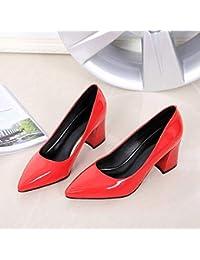 Todo Para Tacón De Mujer es Amazon Zapatos nBTwq5Z8x4