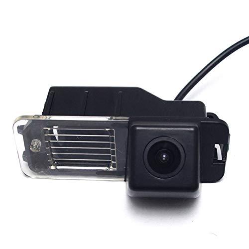 BEESCLOVER Caméra de recul pour Volkswagen Polo VW V Golf 6 Noir