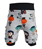 NEJA Design Pumphose,Babyhose,Kinderhose Grusel-Monster (110/116)