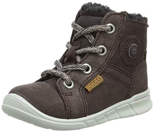 ECCO Baby Mädchen First Sneaker, Braun (Shale 1576), 22 EU