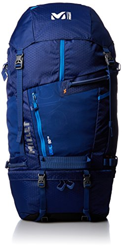 Millet Ubic 50+10 Mochila de Acampada, Unisex Adulto, Azul (Estate Blue), D