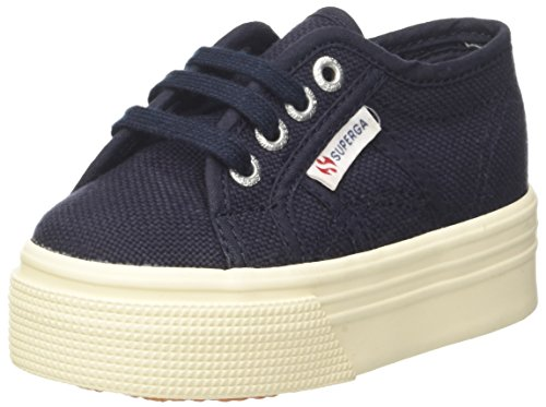 Superga 2790-Cotj, Baskets Fille