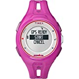 Timex Ironman Run X20 GPS - sport watches (Resin, Pink, Built-in, Lithium-Ion (Li-Ion), Resin)