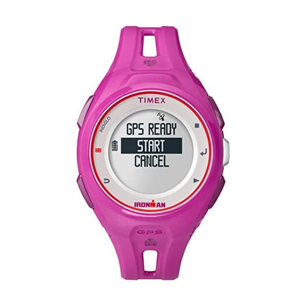 Timex Ironman Run x20GPS Reloj Deportivo reloj digital unisex reloj de