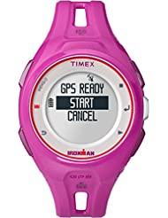 TIMEX Watch RUN X20 GPS IROMAN Unisex - TW5K87400