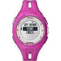 Timex Ironman Run X20 GPS Sportuhr digital Uhr unisex Armbanduhr Laufuhr Running