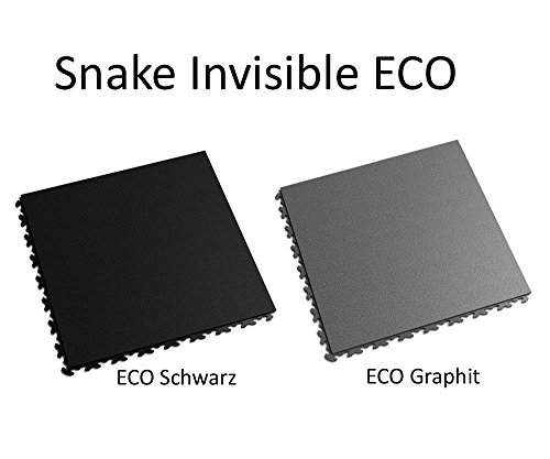 Fortelock® PVC-Vinylfliese 2030 Snake Invisible ECO Graphit