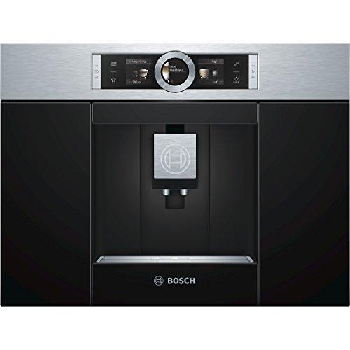 Kaffeemaschine Espresso Einbauleuchte Bosch ctl636es1