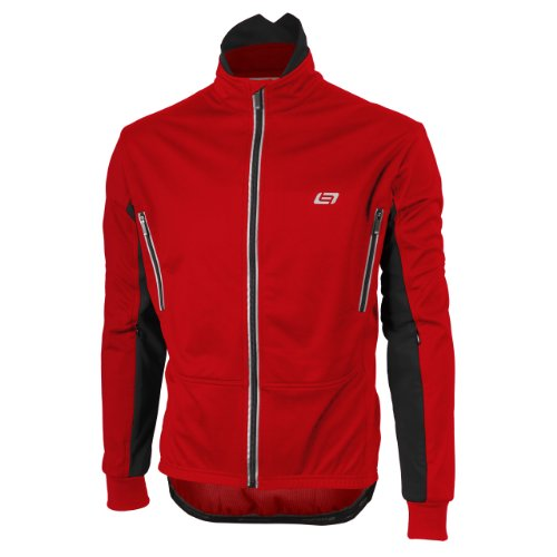 Bellwether, Giacca Uomo Warm Coldfront, B-93325 Rosso (ferrari)