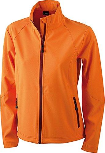 James & Nicholson Ladies' Softshell Jacket Orange