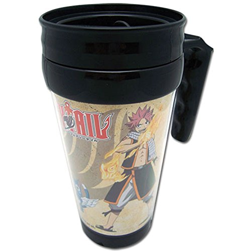 Fairy Tail Crew Tumbler With Handle