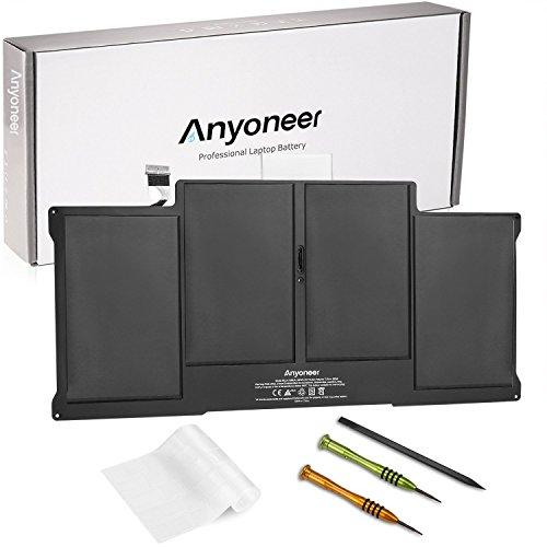 Anyoneer A1405 Di alta qualità sostituzione della Batteria del computer portatile per Apple MacBook Air 13